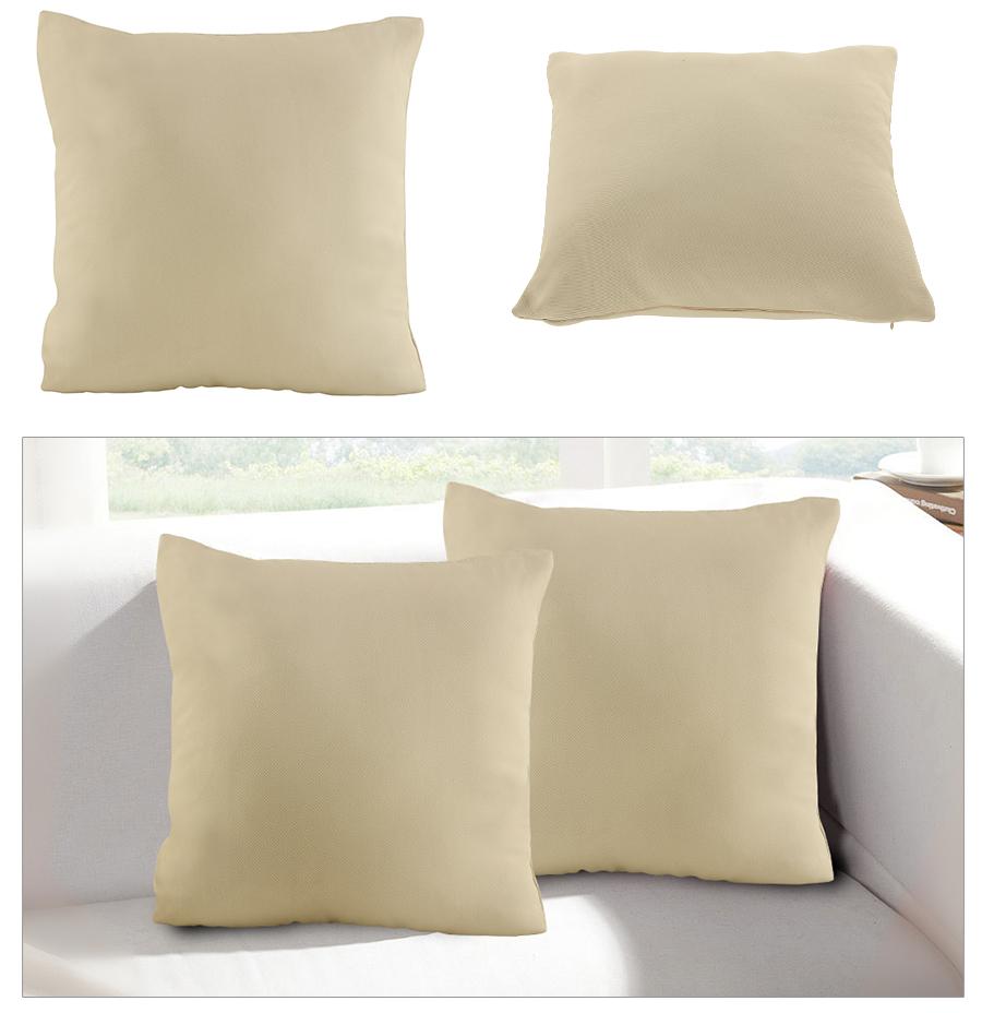 songmics kissenbezug kissenh lle sofakissen dekokissen r ckenkissen 40 x 40 cm ebay. Black Bedroom Furniture Sets. Home Design Ideas