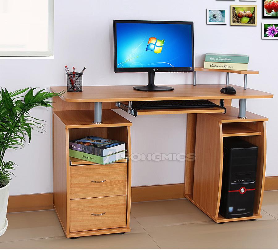 Computertisch Schreibtisch Pc Tisch B Rotisch Arbeitstisch