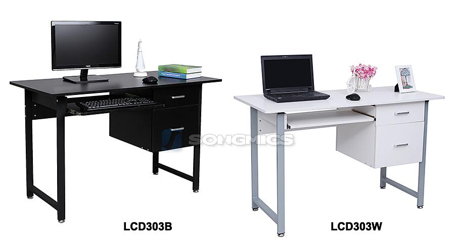 bureau informatique table informatique travail ordinateur meuble de bureau pour ebay. Black Bedroom Furniture Sets. Home Design Ideas