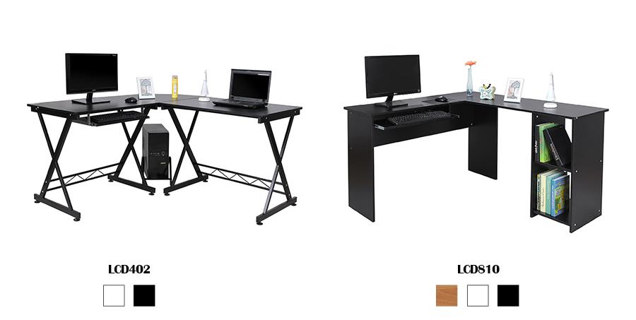 computer desk home office desk study table workstation desk