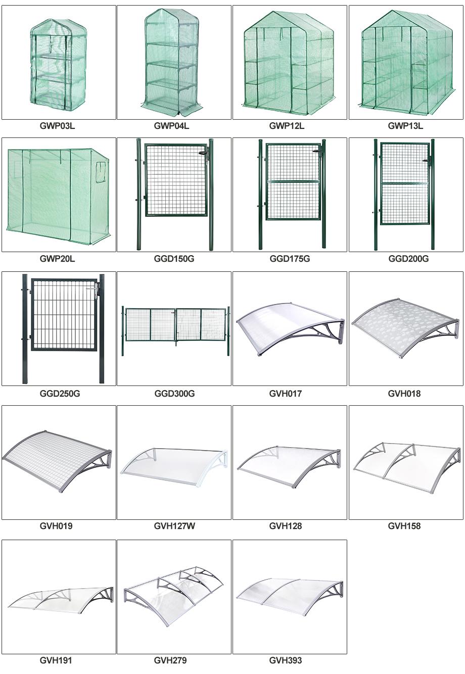 mit 8 regal uv best ndig garten folien gew chshaus treibhaus fr hbeet gwp43t. Black Bedroom Furniture Sets. Home Design Ideas