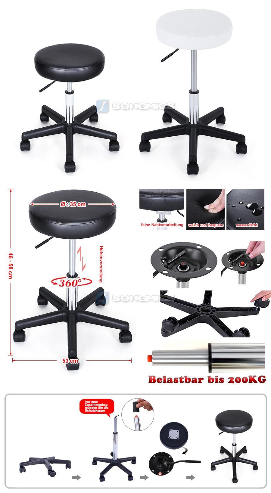 hochwertige k chenhocker neuesten design. Black Bedroom Furniture Sets. Home Design Ideas