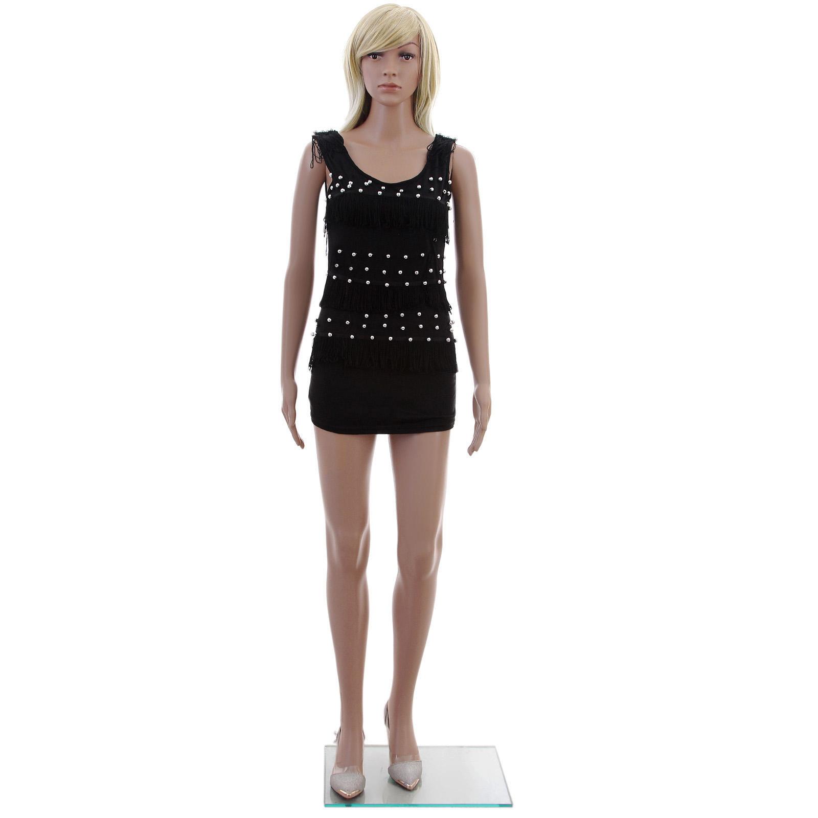 songmics shop mannequin female full body display dummy mplm07 ebay
