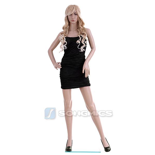 songmics the shopfitting shop mannequin feminin femme couleurs de peau mplm12 ebay. Black Bedroom Furniture Sets. Home Design Ideas