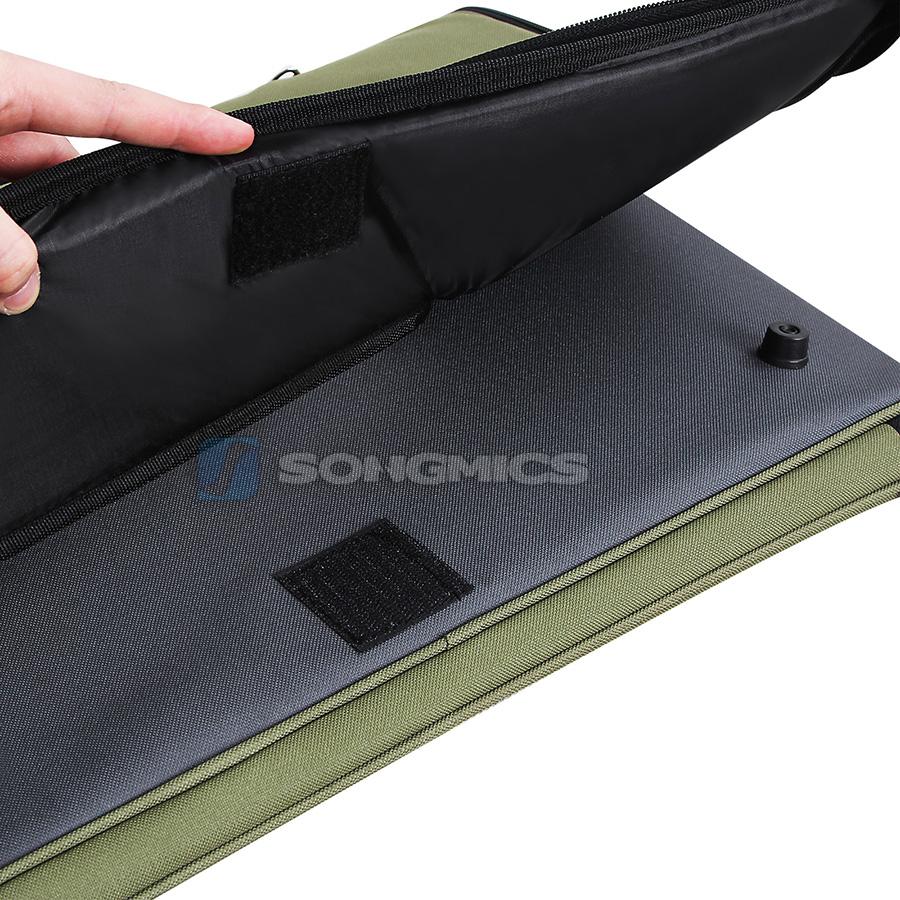 songmics tragetasche transporttasche f r hunde katzen transportbox pdc59g ebay. Black Bedroom Furniture Sets. Home Design Ideas