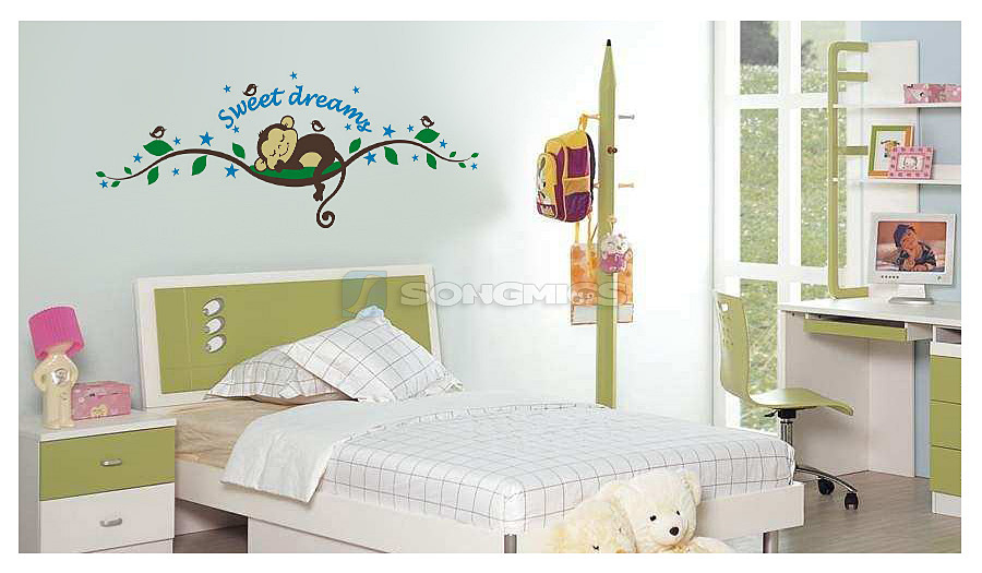 kinderzimmer deko wald ihr traumhaus ideen. Black Bedroom Furniture Sets. Home Design Ideas