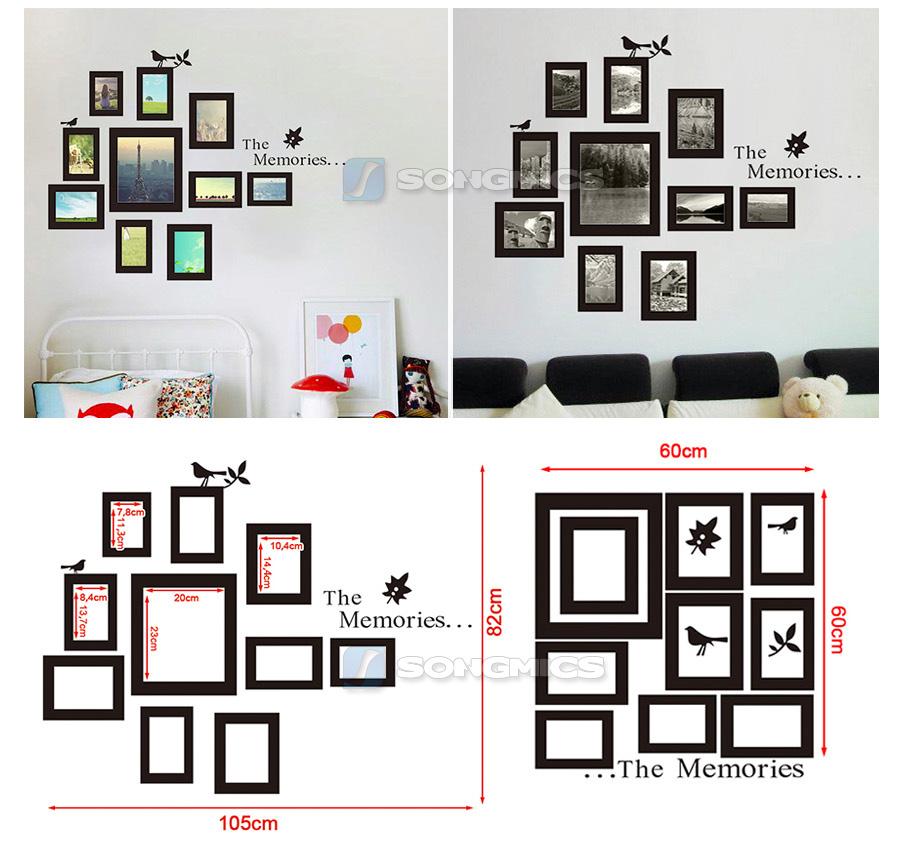 wandtattoo baum tiere kinderzimmer wandaufkleber kinder wandsticker wanddeko ebay. Black Bedroom Furniture Sets. Home Design Ideas