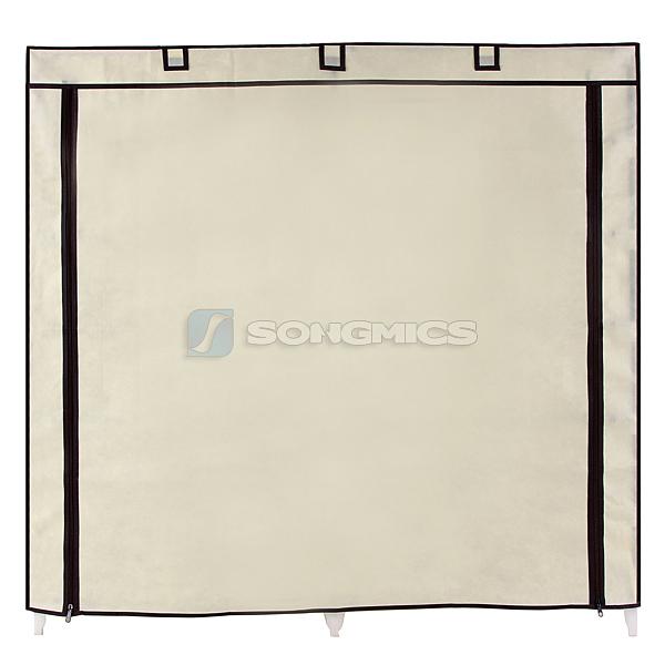 songmics 7 schicht schuhregal stiefelregal schuhschrank schuhst nder f r schuhe ebay. Black Bedroom Furniture Sets. Home Design Ideas