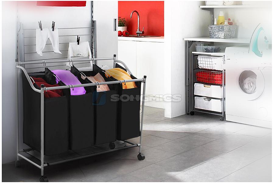 4 f chern w schewagen w schesammler w schebox w schesortierer w schekorb lsf005 ebay. Black Bedroom Furniture Sets. Home Design Ideas