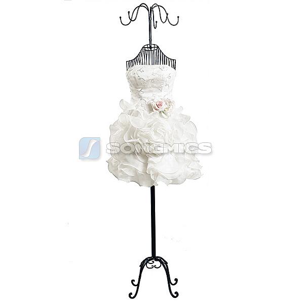 neuf porte v tement manteau mannequin de couture buste en. Black Bedroom Furniture Sets. Home Design Ideas