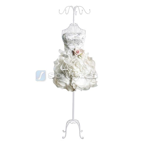 Neuf porte v tement manteau mannequin de couture buste en - Porte manteau individuel ...
