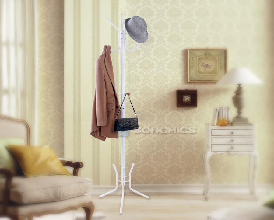 Stabil metall garderobenst nder kleiderst nder st nder for Garderobe stander