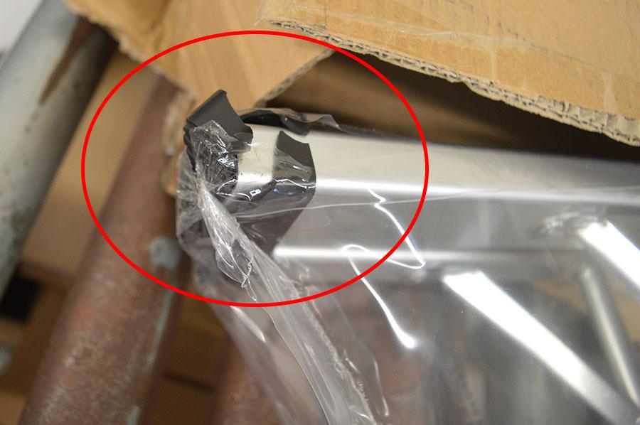 gebraucht leiter haushaltsleiter stehleiter klappleiter 5 stufen r170165b glt159. Black Bedroom Furniture Sets. Home Design Ideas