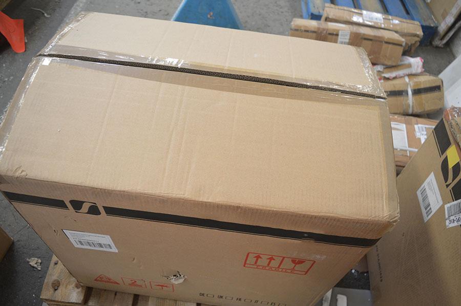gebraucht m lleimer m llsortierer 2 fach abfalleimer m lltrenner r170997a ltb48l ebay. Black Bedroom Furniture Sets. Home Design Ideas