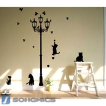 wandtattoo sterne f r kinderzimmer fluoreszierend. Black Bedroom Furniture Sets. Home Design Ideas