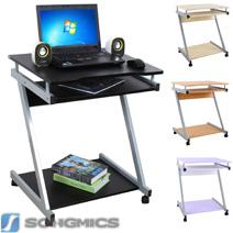 computertisch schreibtisch pc tisch b rotisch arbeitstisch. Black Bedroom Furniture Sets. Home Design Ideas
